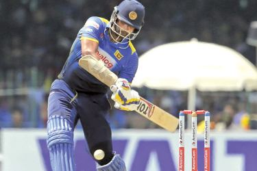 Thisara Perera struck a few meaty blows to take the game away from Bangladesh.