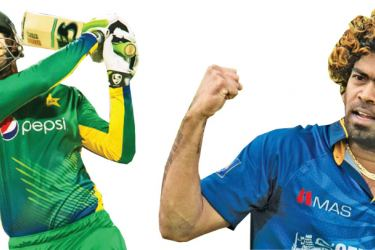Pakistan's Shoaib Malik will play in his sixth successive Champions Trophy tournament-Lasith Malinga making ODI come back in 2017 Champions Trophy