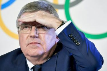 Olympics chief Thomas Bach is hoping to visit North Korea as early as this month to discuss Pyongyang's participation in the 2018 Winter Games. AFP
