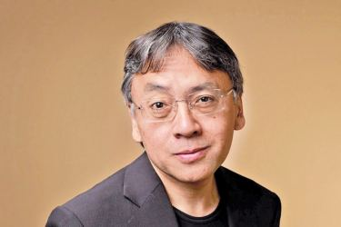 """Author Kazuo Ishiguro from """"Never Let Me Go"""" poses for a portrait during the 2010 Toronto International Film Festival  (Photo by Matt Carr/Getty Images)"""