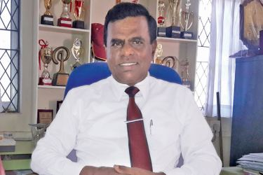Major. D. M. L. K. Dissanayake