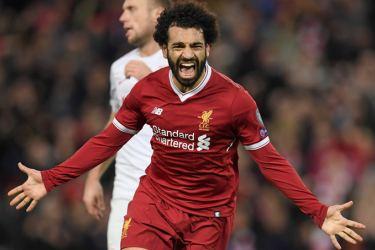 Mohamed Salah  named African Player of the Year.