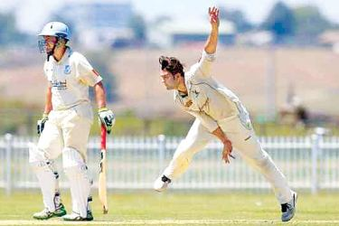 Usman is presently in Sydney playing for Hawkesbury Cricket Club in the New South Wales Premier Cricket Grade A league