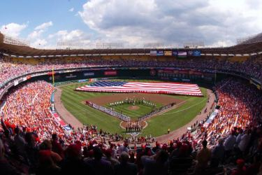 The multi-purpose RFK Stadium has hosted NFL, MLB and soccer games in the past – now rugby is soon to be added to that list