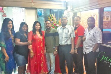 Some of the representative of TotalCare India, Singapore and Malaysia at the opening