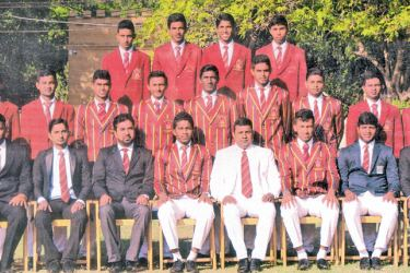 Prince of Wales College cricket team