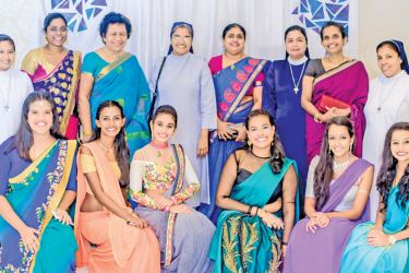 Prefects Saree party