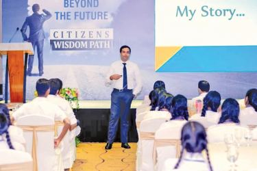 Internal Facilitator, CEO of Unisons Capital Leasing and President of SLIM Eangovan Karthik explains the skill requirements needed  by year 2030