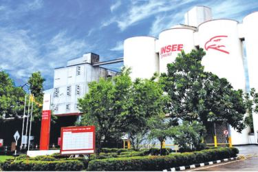 INSEE Ruhunu Cement Plant, Galle.