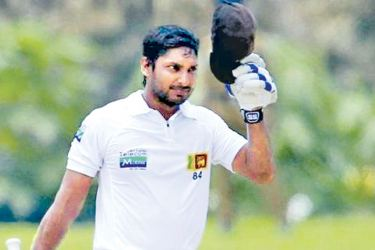 Kumar Sangakkara finds the fourth place on this list