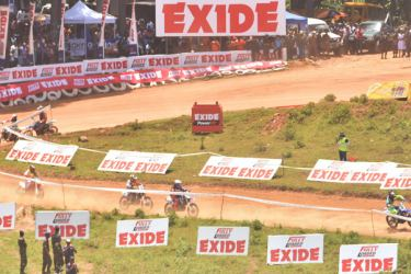 Sri Lanka's top racers competing at the Fox Hill Supercross 2018 powered by Browns Exide
