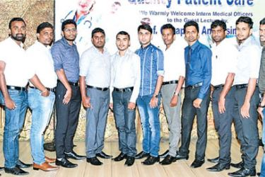 """Ayurvedic doctors who participated at the """"Quality Patient Care"""" workshop"""