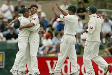 Bangladesh have not played a Test in Australia since 2003. AFP