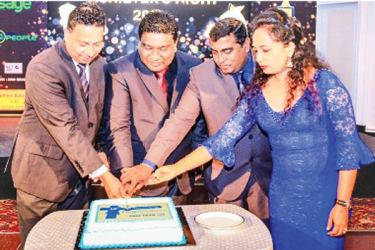 PBSS management cutting the achievers cake