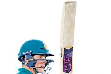 Quinton de Kock happy to be among the runs once again. - AFP