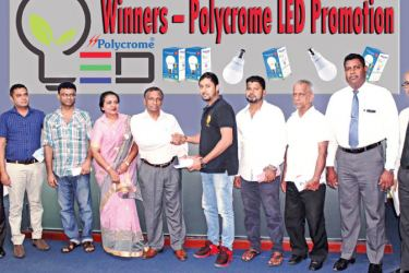 Polycrome management with the award winners