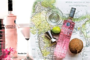 Putting Rendles gin on the map