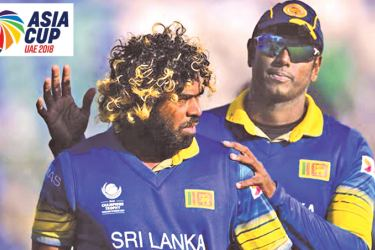 Skipper Angelo Mathews has the utmost faith in fast bowler Lasith Malinga to deliver on the big stage.