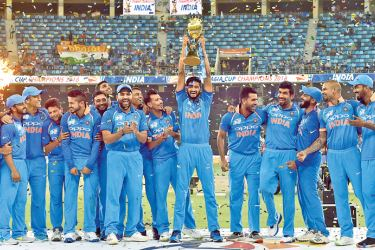 Asia Cup champions 2018 India
