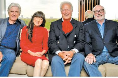 Keith Potger with The Seekers