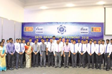 DIMO Academy for Technical Skills graduation  for 2018.