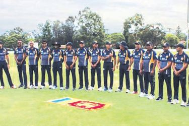Over 50s Veterans Team Sri Lanka