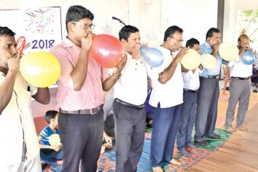 An event at the get-together