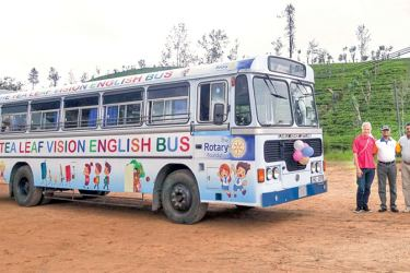 The unique mobile library to drive up literacy and skill development