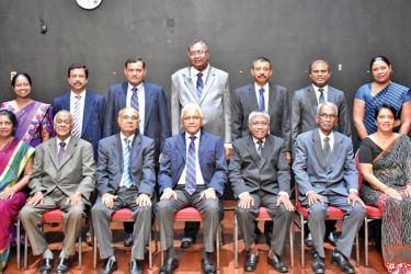 Standing committee on Consultancy, Training and HR Services 2018/19