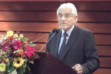 Central Bank Governor  Indrajit Coomaraswamy