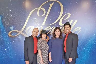 De Lanerolle Brothers with their spouses