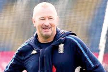 Paul Farbrace guided Sri Lanka to the World T20 title in 2014.