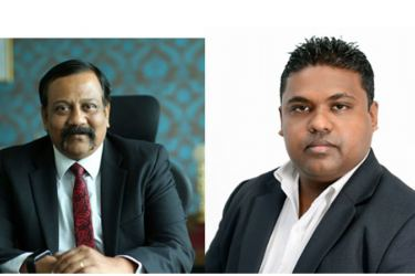 Raveendran Jepegnanam, Vice President, Business Performance Improvement at RRD Global Outsourcing Solutions. & Buddhi Chandrasena, Head of Quality & Process Excellence for WNS Global Services (Pvt) Ltd.