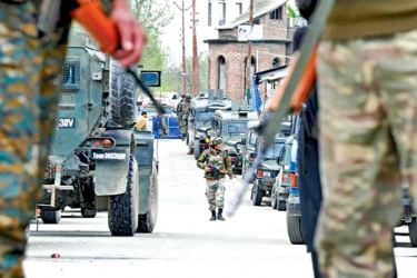 Kashmir takes the hit as Indo-Pakistan tensions fester.