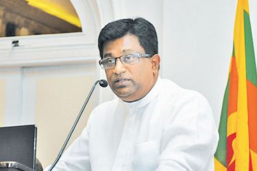 Minister of Digital Infrastructure and Information Technology Ajith P Perera