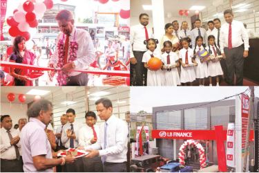 Highlights from the opening. Pictures by Sudath Nishantha