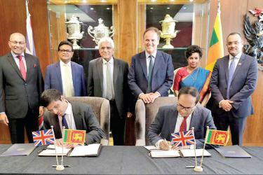A MoU was signed recently in London between Colombo Stock Exchange (CSE) and the London Stock Exchange Group. London provides access to the deepest pool of international capital in the world and working in partnership with CSE, can support investments into SriLanka
