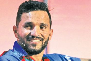 Afghanistan's Naib says rain could be World Cup boost against Sri Lanka