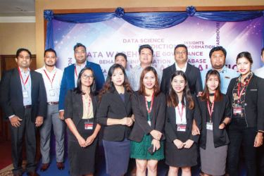 Altria Consulting team with EZY Infotech Myanmar team
