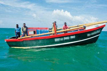 One of the vessels that were seized.