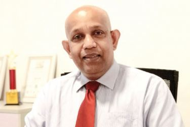 Jayanath Dias,  Head of Cards at  Seylan Bank PLC