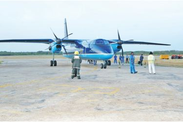 Palaly Airport has been renamed 'Jaffna International Airport'.