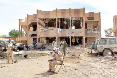 Jihadist violence has claimed hundreds of lives in West African countries like Mali and Niger.
