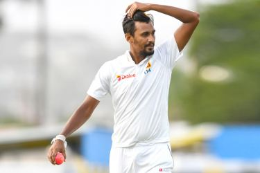 Suranga Lakmal returns to the Test squad after being laid low by dengue.