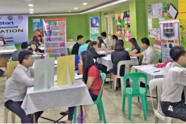 One in five Filipinos between the ages of 15 and 24, including one-third of young Filipino women, are still not in employment, education, and training, compared with the average rate of 18% in Southeast Asia and the Pacific.