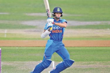 Yashashvi Jaiswal top scored for India with 59 against Sri Lanka in their U19 World Cup group match.