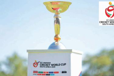 The ICC Under 19 Cricket World Cup for which eight nations are vying for.
