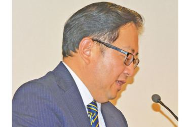 Tan Yang Thai  High Commissioner of Malaysia