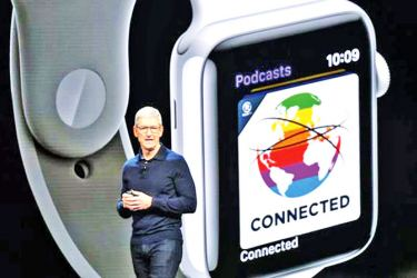 Apple's chief executive Tim Cook said the company would open its first physical stores in India in 2021 and a online outlet later this year.
