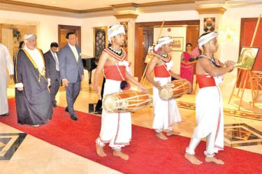 Celebrations of 72nd Anniversary of Sri Lanka's Independence in Oman